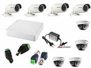 Оборудование для видеонаблюдения производителей Hikvision, Dahua Запоріжжя