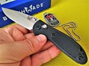 Нож Benchmade 556 ВК Mini Griptilian (replica) Золотоноша
