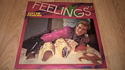 Сергей Пенкин (Feelings) 1992. (LP). 12. Vinyl. Пластинка. Russian Disc. NM/NM. Rare. 10 000 копий. Долина