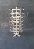 Стойка настольная для бисера 105 крючков Полтава