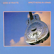 "Dire Straits ‎ ""Brothers In Arms"" - 1985 - LP. Київ"