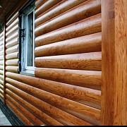 Блок Хаус металлический сайдинг доска брус Вінниця