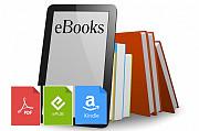 Верстка електронних книг у форматах pdf, epub, mobi, azw3, fb2 Тернопіль