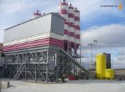 Стационарный бетонный завод Maprein Madrid CHM 3000 - 120 m3/ч Испания Харьков
