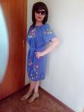 Плаття вишите Коломия