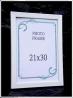 Рамки для дипломов, наград и сертификатов.Фоторамка 21x30 7016-WHITE Черкаси