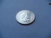 10 песо Уругвай 1961 року,срібло,СТАН. Тернопіль