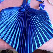 Синяя блузка 46 р. Гайворон