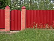 Профнастил и металлочерепица от производителя Киев, разные цвета, изготовление по размерам Заказчика Київ