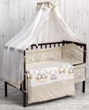 Постельный комплект набор в кроватку детский Польша Вінниця