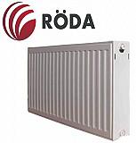 Стальной панельный радиатор (батарея) отопления Roda Полтава
