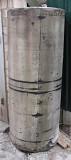 Бак з нержавіючої сталі з патрубком для крану, об'єм 400 л. Канів