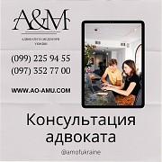 Устные и письменные консультации адвоката Харків