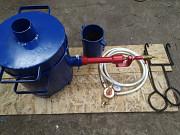плавильная печь для металла Шостка