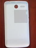 Продам для lenovo А399 новую белую заднюю крышку Мукачево