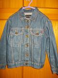 Куртка курточка детская джинсовая Полтава