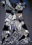платье с камнями нарядное миди 44-46-48р Нові Санжари
