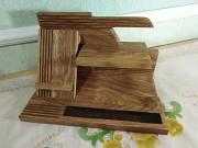 Подставка-органайзер для телефона из дерева своими руками Кременчук