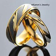 Обручальные кольца из медицинской стали Красилів