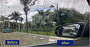 Пленка для защиты боковых зеркал вашего авто анти дождь/анти грязь Миколаїв