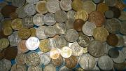 Набор монет світу без повторів, 150шт Вараш