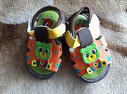 Детские сандалии, при ходьбе пищат Київ