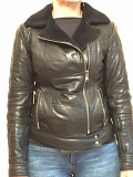 Женская кожаная куртка Одеса