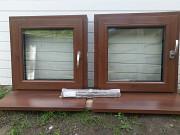ПластиковІ вікна 2шт. 73х72 ПОЛЬЩА. Доставка безкоштовна. Сокаль