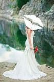 Эффектное свадебное платье Rozmarini Бердянськ