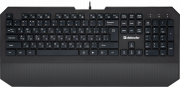 Клавиатура проводная Defender Oscar SM-600 Pro USB Black (45602) Вінниця