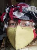 Повязка-маска многоразовая Мелитополь