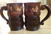 Пивная кружка чашка бокал керамика - 2 шт. Миколаїв
