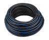 Шланг кислородный ПВХ 6 мм 50 м резиновый BPROX ГОСТ 9356-75 чёрный с синим Харків