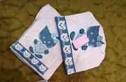 Комплект шапка + шарф с китти (от 7 лет...) Одеса