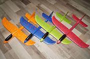 Хіт літа!!! Іграшка для вулиці!!! Літачок, планер, трюкач ,самолет! Стрий