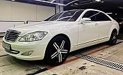 Mercedes W221 S550 белый Київ