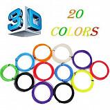 Набор пластика для 3D-ручки качество PLA 10 метров Київ