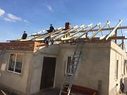 Монтаж та демонтаж даху Тернопіль