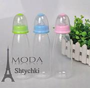Детская бутылочка с ложечкой для кормления на 240 мл Хмельницький
