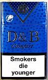 сигареты ДБ синий турбо (сигерети D&B) по блочно Кропивницкий