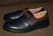 Туфли из натуральной кожи для мальчика Кропивницький