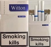 Оптовая продажа сигарет - Witton blue Duty Free Івано-Франківськ