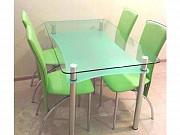 Стіл скляний 1200*800*750 Абрис Вінниця