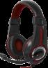 Наушники Defender Warhead G-185 Black-Red (64106) Київ