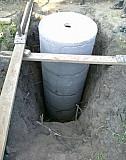 Кольца бетонные различных размеров Днепр