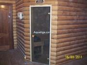 Двери для саун и паровых бань. Продажа, установка сервис. Донецьк