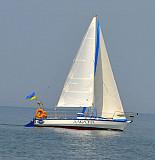 Парусная яхта (швертбот) 7,8м Миколаїв