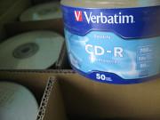 Диск CD-R Verbatim Data Life 700Mb, 52х Extra Protection 50шт. Романів