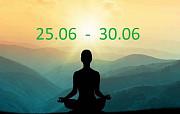 Йога - ретрит тур в Карпати, гори та Полонина Руна - Лумшори Київ
