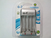 Зарядное устройство для аккумуляторов AA/AAA Полтава